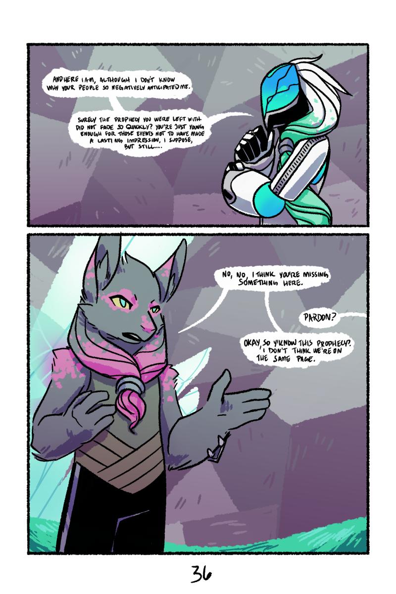 page thirty six
